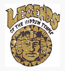 Legends of the Hidden Temple Photographic Print
