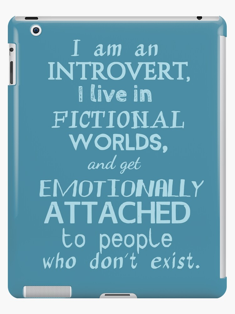 introvertiert, fiktive Welten, fiktive Charaktere # 2 von FandomizedRose