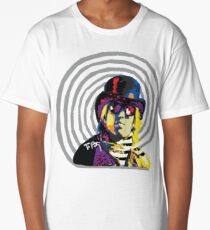 Tom Petty - Mad Hatter Long T-Shirt