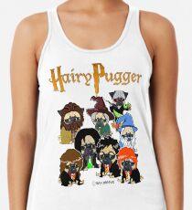 Hairy Pugger Women's Tank Top