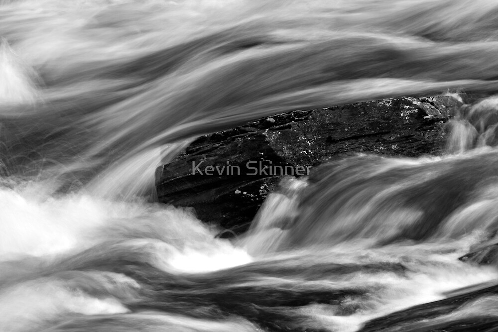 Glen Orchy Waters 7 by Kevin Skinner