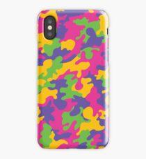 Wacky Camo #1 iPhone Case