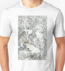 Statue Of Man (Very Detailed) T-Shirt
