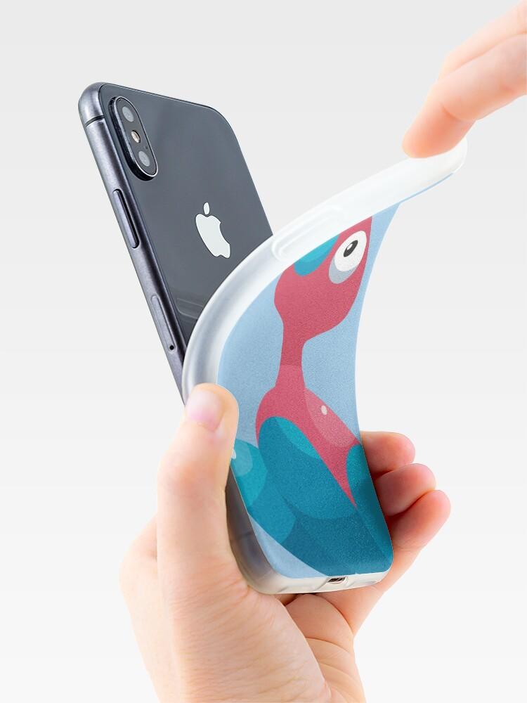 Alternative Ansicht von Porygon2 - 2. Gen. iPhone-Hülle & Cover