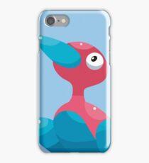 Porygon2 - 2nd Gen iPhone Case/Skin