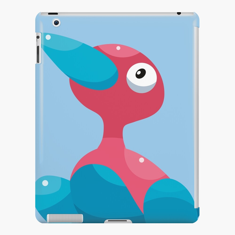 Porygon2 - 2. Gen. iPad-Hülle & Skin