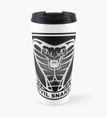 EVIL SNAKE HOUSE CREST Travel Mug