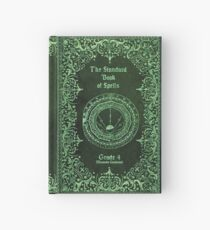The Standard Book of Spells Hardcover Journal