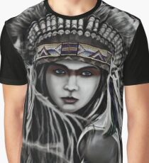 NATIVE BEAUTY Graphic T-Shirt