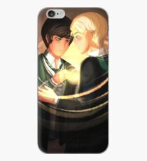 Scorpius Malfoy and Albus Potter iPhone Case