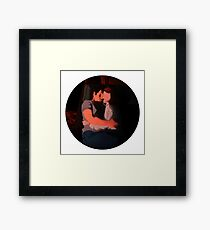 Maybe There's Hope. Framed Print