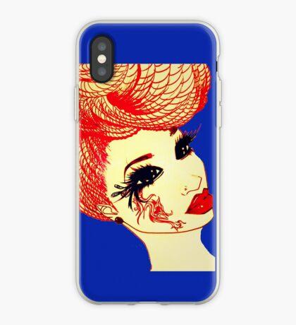 Die Königin in uns natürliche Haare Zöpfe von Ashthepainter iPhone-Hülle & Cover