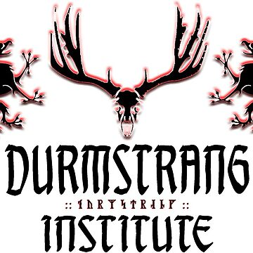 Durmstrang Institute Logo by Sgurr