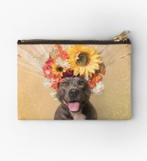 Flower Power, Holiday Studio Pouch