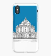 Radcliffe Library Oxford iPhone Case