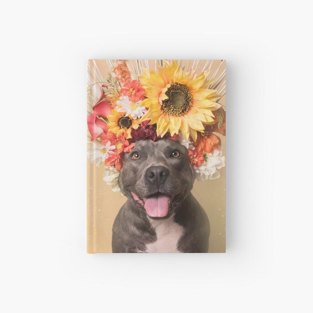 Flower Power, Holiday Hardcover Journal