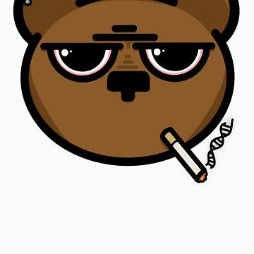 Stress Bear... by ComradeMax