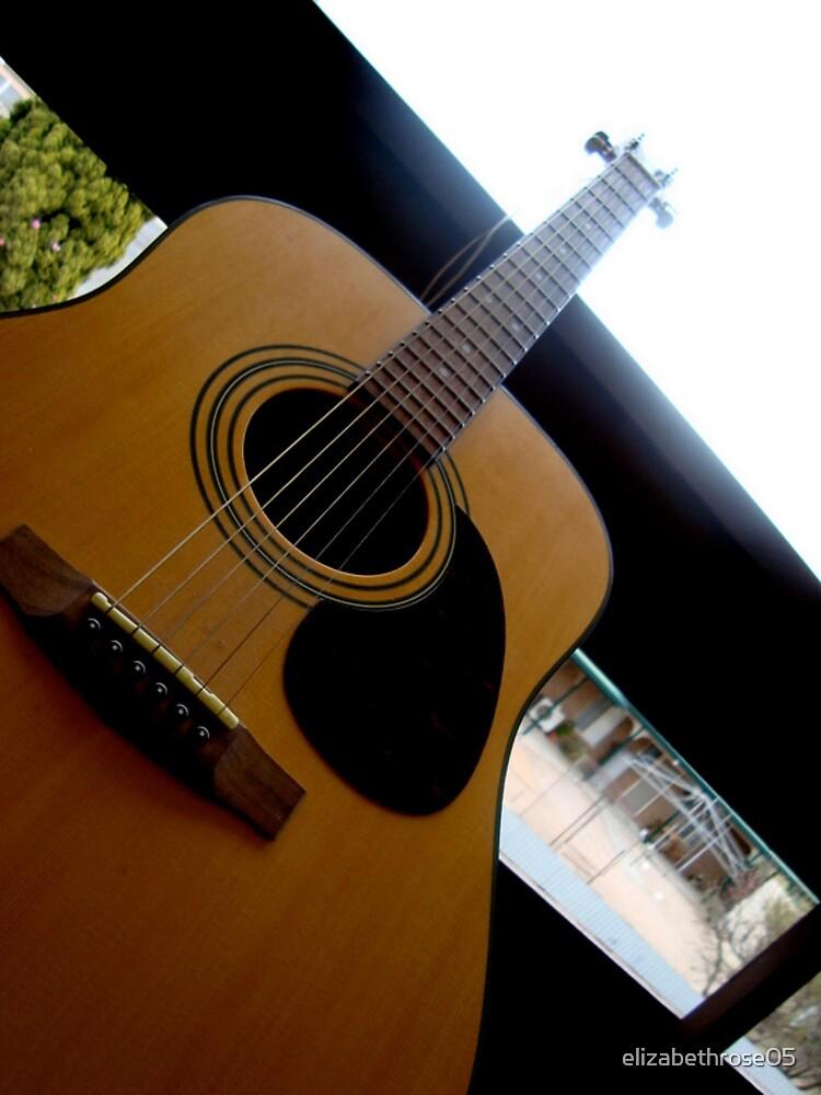 Guitar #3 by elizabethrose05