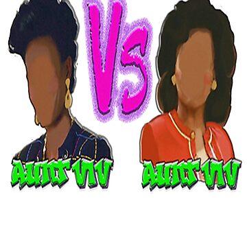 Aunt Viv Vs. Aunt Viv by 1OFTHEOFFBEATS