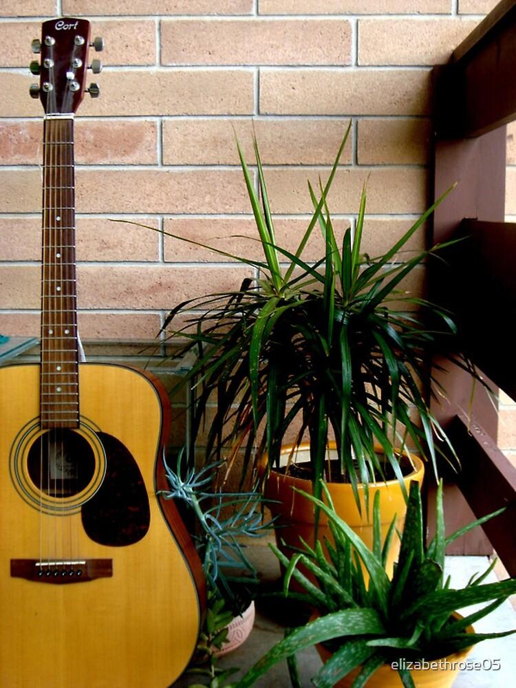 Guitar #4 by elizabethrose05
