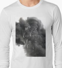 """Here's looking at you, kid"" Long Sleeve T-Shirt"