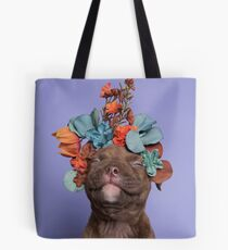 SweetPea, Flower Power Tote Bag
