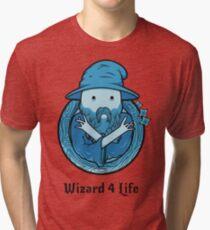 Wizard 4 Life Tri-blend T-Shirt