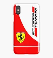 Scuderia Ferrari Logo iPhone Case/Skin