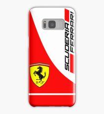 Scuderia Ferrari Logo Samsung Galaxy Case/Skin
