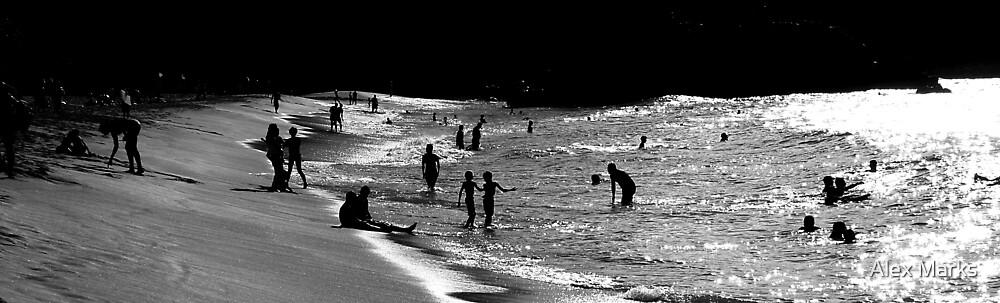 Waimea Bay by Alex Marks