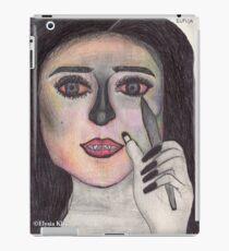 'That Girl' Art by Elysia Kirk iPad Case/Skin
