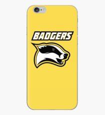 Badgers iPhone Case