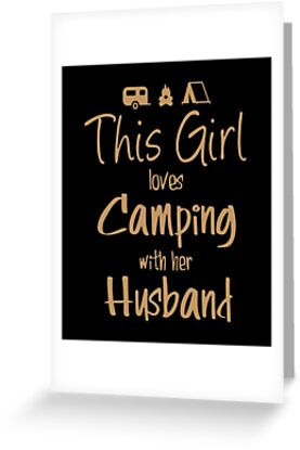 Anniversary Gifts Valentines Day Camping