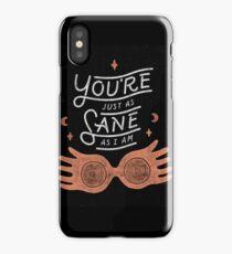 Luna Potter iPhone Case/Skin