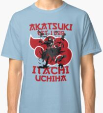 Itachi Uchiha Akatsuki Classic T-Shirt