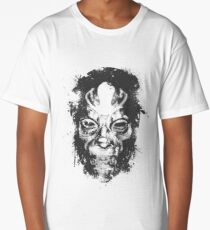 Death Eater Mask Long T-Shirt