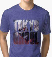 Tokyo Ghoul Logo v3  Tri-blend T-Shirt