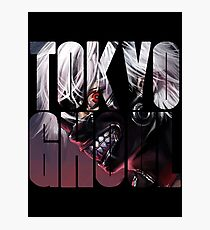 Tokyo Ghoul Logo v3  Photographic Print