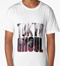 Tokyo Ghoul Logo v3  Long T-Shirt