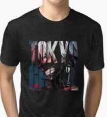 Tokyo Ghoul Logo v4 Tri-blend T-Shirt