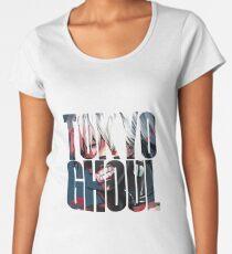 Tokyo Ghoul Logo v4 Women's Premium T-Shirt