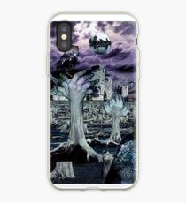 Total Desolation - Surrealistic Digital Collage iPhone Case