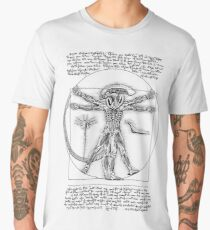 VitruvianAlien Men's Premium T-Shirt