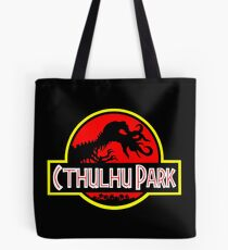 Cthulhu Park Tote Bag