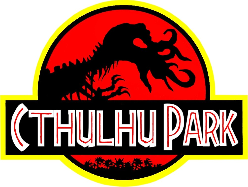 Cthulhu Park by darthpaul