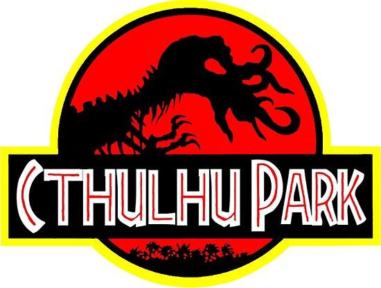 Cthulhu Park by darthpaul