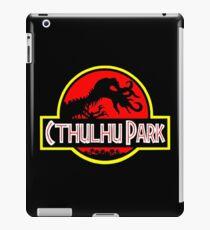 Cthulhu Park iPad Case/Skin