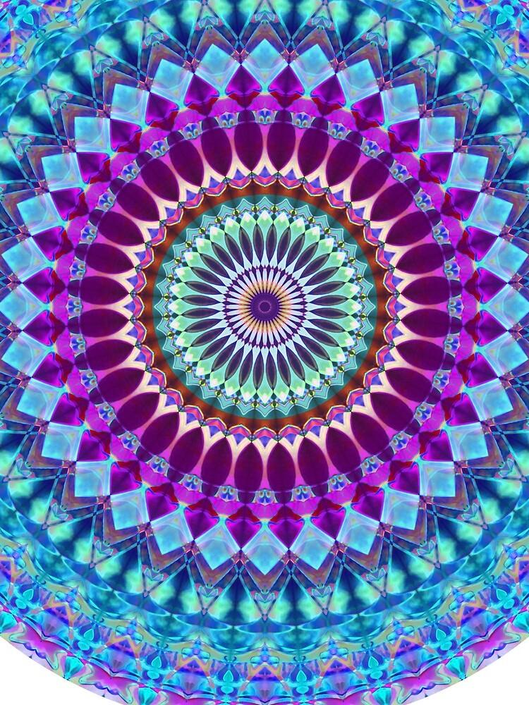 Geometric Mandala by Medusa81