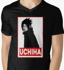 Uchiha Obey Logo T-Shirt