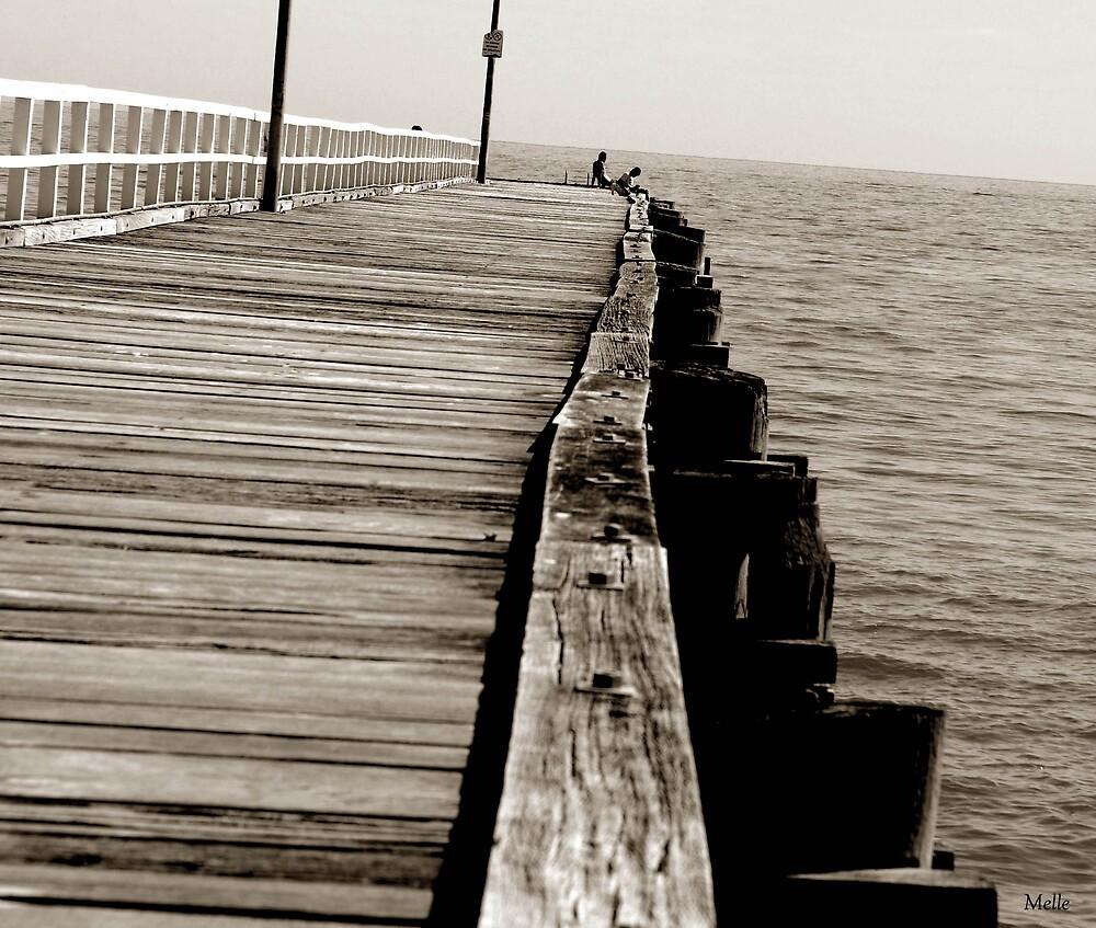 Pier by Melle